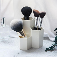 Storage Box, Makeup Tools, 3lattice, makeup brush holder
