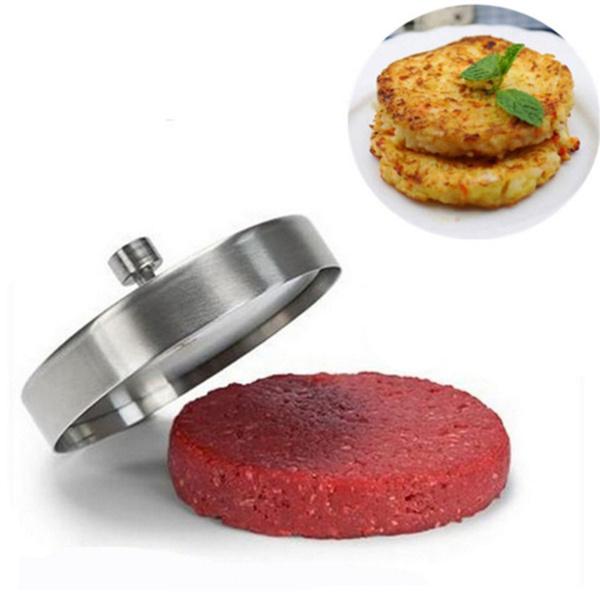Steel, Kitchen & Dining, meatpre, meatpattymaker