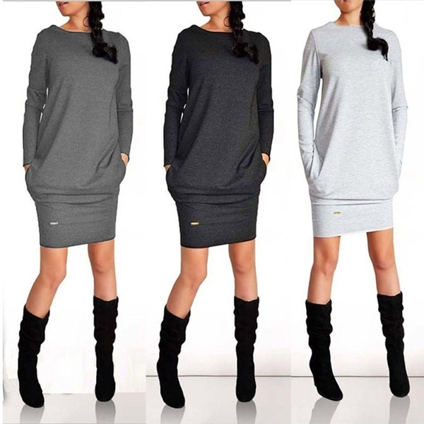 Fashion, Winter, pullover sweater, Dress