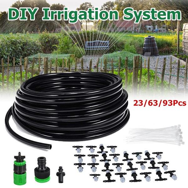 Watering Equipment, autodripirrigation, diy, Garden