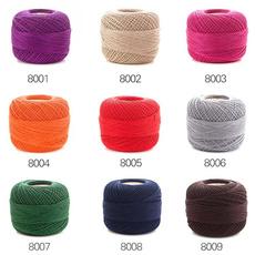 worsted, Knitting, yarnlacethread, sewingthread