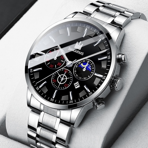 Chronograph, watchformen, Fashion, business watch