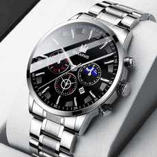 Chronograph, watchformen, Fashion, business watch