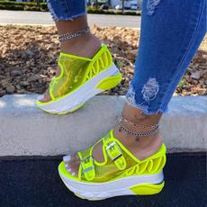 Summer, Fashion, wedge, summer shoes