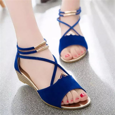 de, mujer, para, zapato
