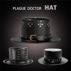 Punk Hats, Goth, Fashion, Medieval