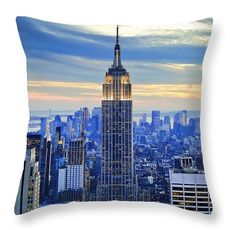 couchpillowcover, pillowshell, squarethrowpillowcase, New York