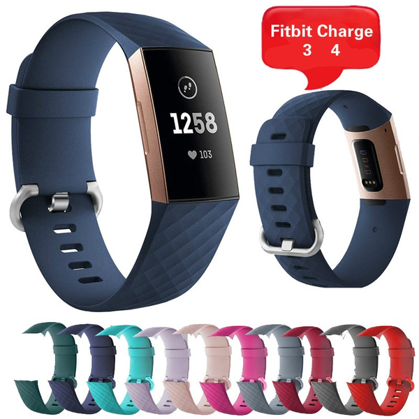 fitbitcharge3siliconeband, Sport, fitbitcharge3siliconestrap, Silicone