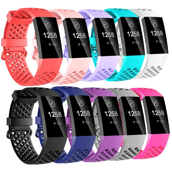bandreplacement, Wristbands, fitbitband, charge3