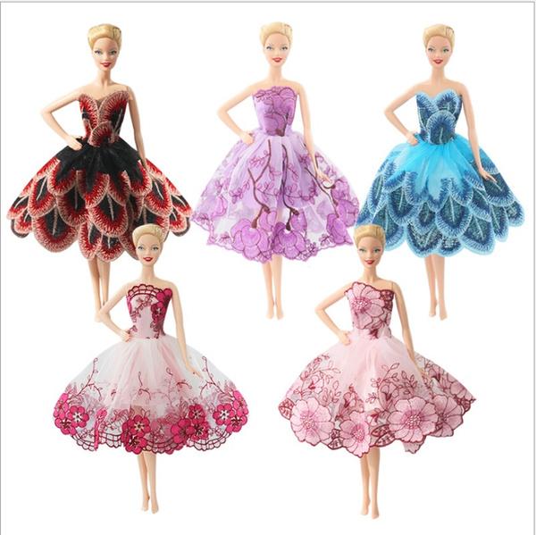 Lace, doll, velcrodre, Dress