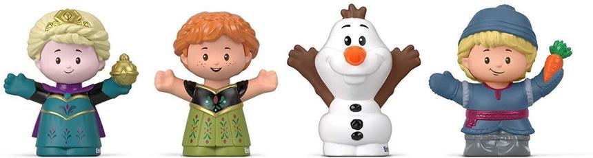 little, figure, people, Frozen