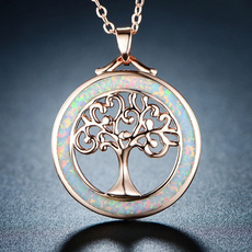 Jewelry, Family, Rose, opals