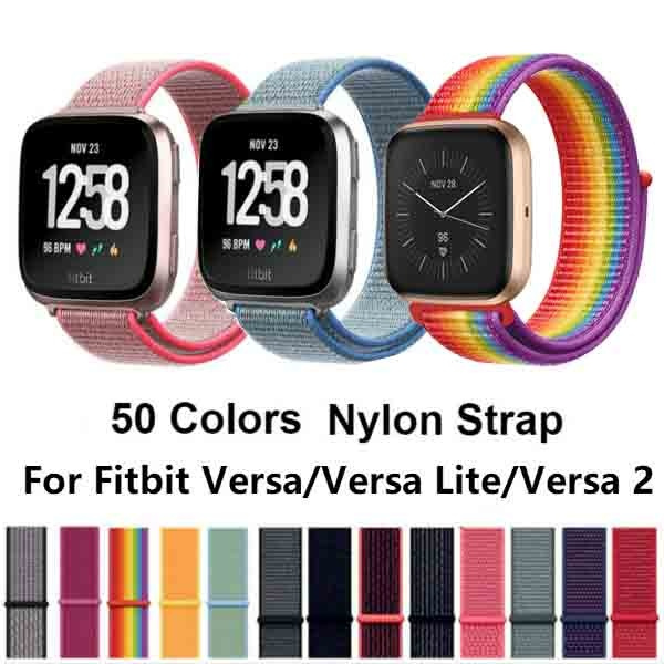 fitbitversa2strap, fitbitversalite, Nylon, Jewelry