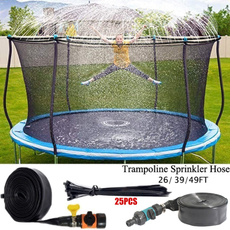 trampolinesprinkler, waterpark, Outdoor, sprinkler