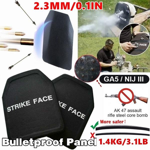 Steel, bulletproofplate, Police, Bullet