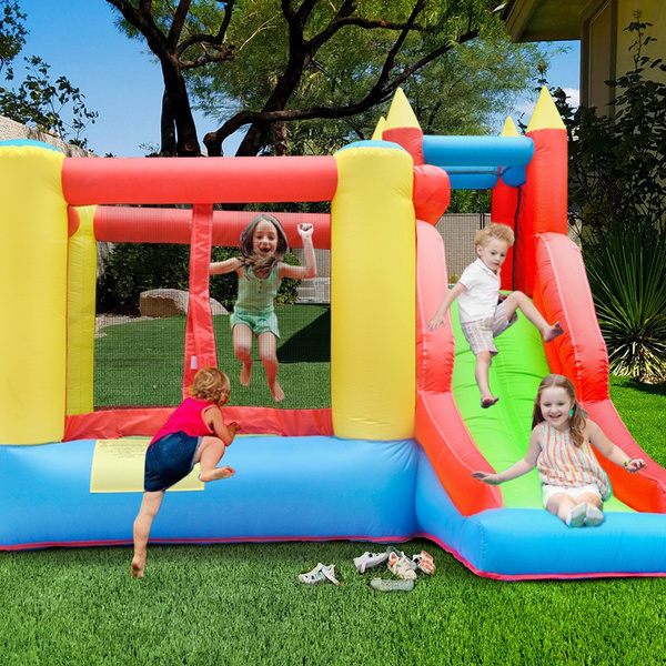 inflatablebouncecastle, childreninflatablecastle, house, Inflatable