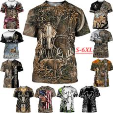shortssleeved, Plus Size, Shirt, Рукав