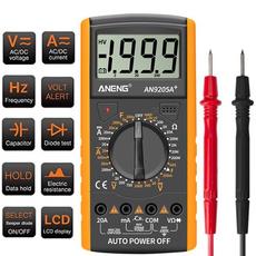 amperemeter, voltmeter, digitalmultimeter, resistancemeter
