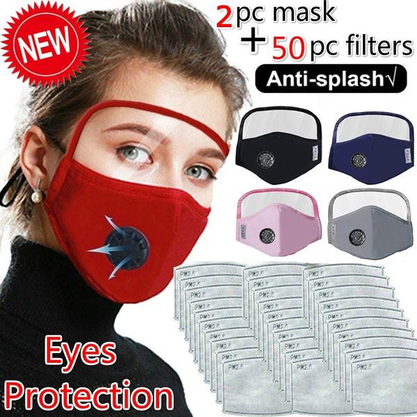 respiratormask, maskgasket, mouthmask, shield