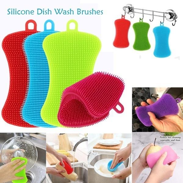 Kitchen & Dining, kitchensponge, dishwashing, cleaningsponge