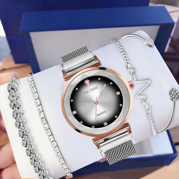 starryskywatch, quartz, Casual Watches, gold