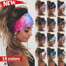 Summer, Head, Fashion, hairbandcottonturban