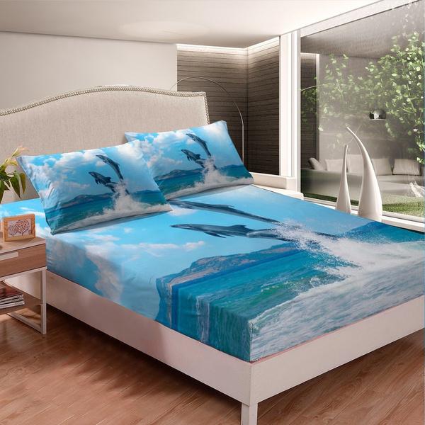cartoonbeddingset, decoration, decorfittedsheet, bedsheetset