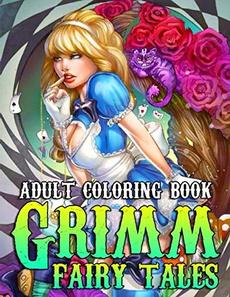 comicsmangacoloringbooksforgrownup, grimm, coloringbook, humorouscoloringbooksforgrownup