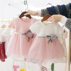 Summer, Fashion, Dresses, Rose