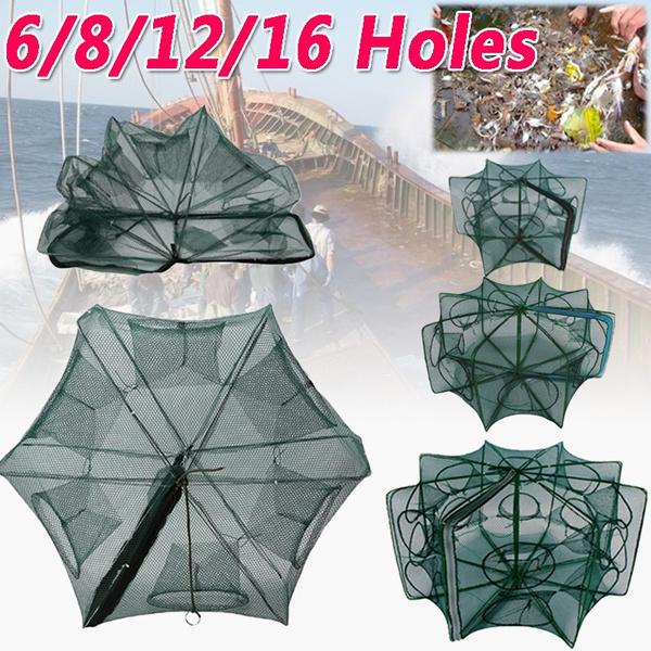 cagetrap, Nylon, Fish Net, foldablefishingnet