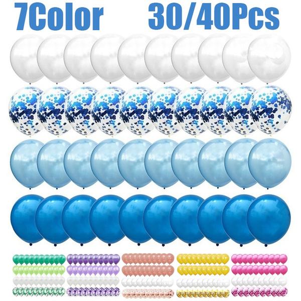 latex, Shower, birthdayballoon, blueballoon