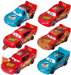 diecast, Cars, mcqueen, collection