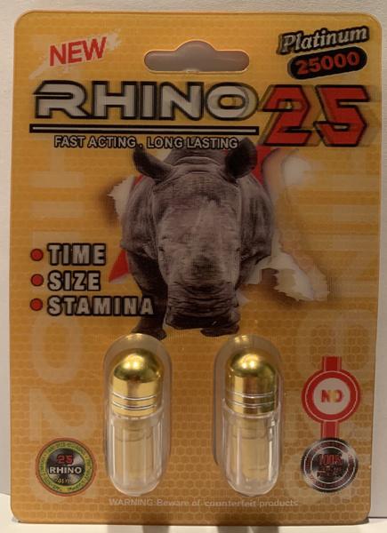 platinum, rhino