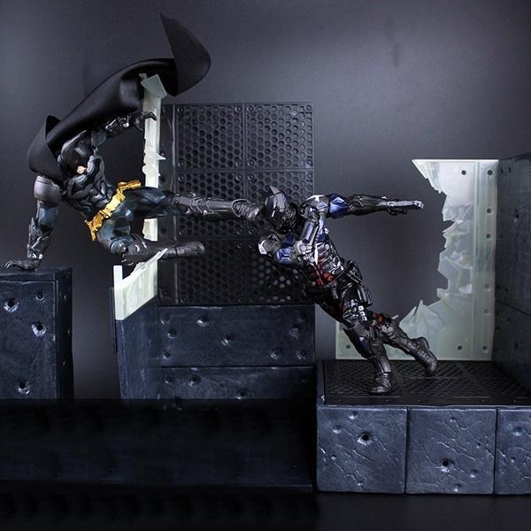 Toy, figure, Batman, Pvc