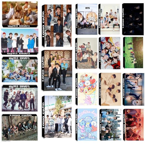 K-Pop, Korea fashion, Gift Card, Family