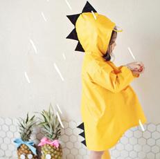 Boy, Polyester, raincoat, Coat