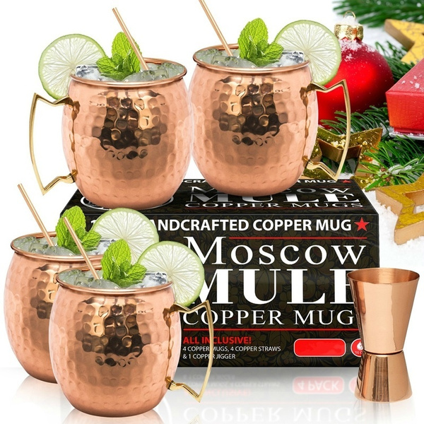 Copper, Coffee, Cocktail, Cup