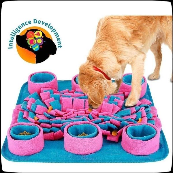 intelligencedevelopment, Pets, intelligencetoy, snufflemat
