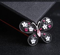 butterfly, brooches, Cosplay, Pins