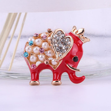 cute, brooches, Jewelry, pearls