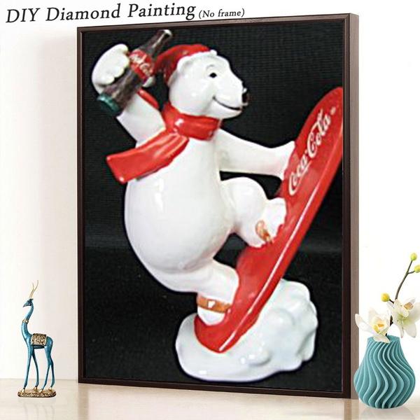 Decor, Fashion, Christmas, paintbydiamond