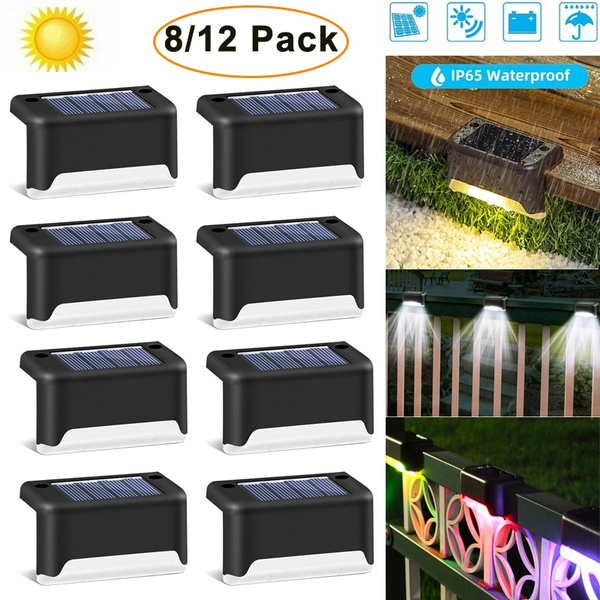 solarstairlamp, Outdoor, led, Garden