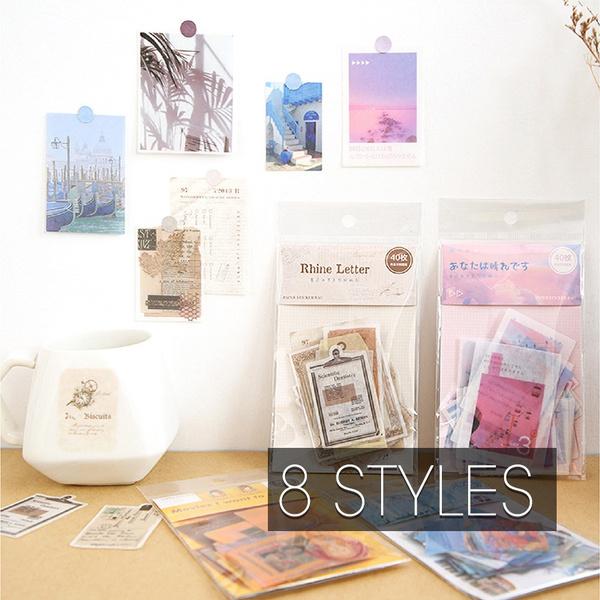 journalsticker, Art Supplies, planner, Journal