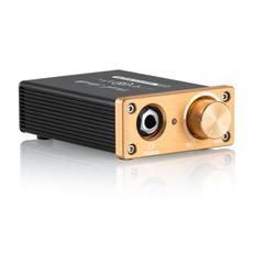 kopfhörerverstärker, Mini, stereoheadphoneamp, miniamplifier