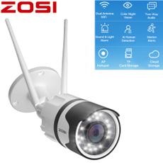 zosisecuritycamera, Outdoor, 1080phdcamera, Waterproof