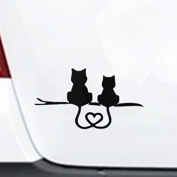Automobiles Motorcycles, cardecor, windowsticker, lover gifts