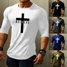 Fashion, Christian, Shirt, Sleeve