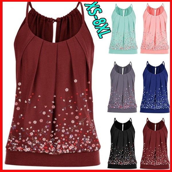 Summer, Vest, Fashion, strap