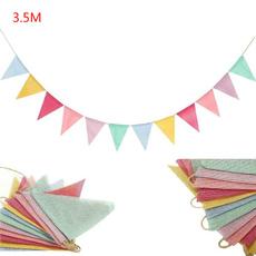 party, partyflag, decorationbanner, Colorful