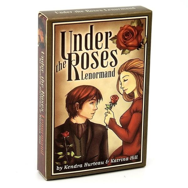 card game, tarotdect, Rose, oraclecard